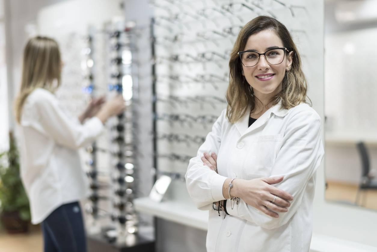mutuelle et choix des lunettes